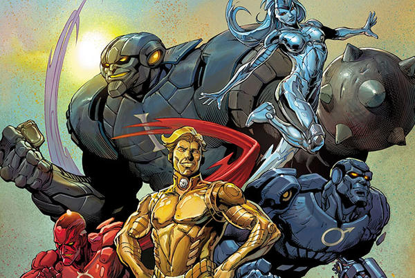 """Picture for DC's """"Metal Men"""" Movie Is Active Again"""