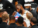 Picture for Video: Mark Jackson had a bizarre take on LeBron's reaction to Chris Paul's injury