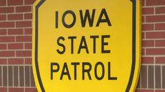 Cover for Iowa State Patrol reports spike in traffic fatalities over holiday weekends