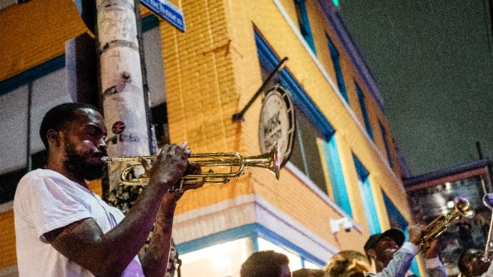 Cover for 11 of New Orleans' strangest laws