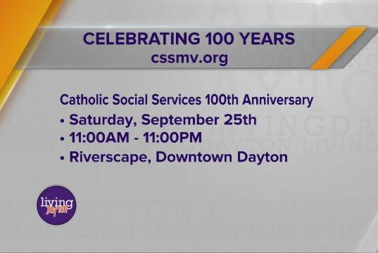 Picture for Catholic Social Services celebrating 100 years