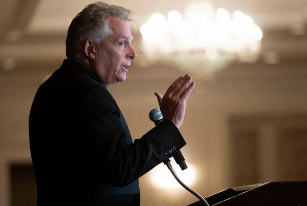 Picture for Conservative group's poll shows McAuliffe with narrow lead in Virginia