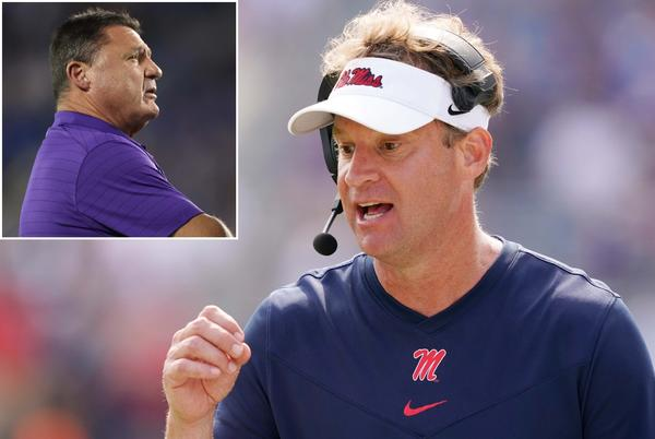Picture for Lane Kiffin should be next LSU coach with Ed Orgeron era ending