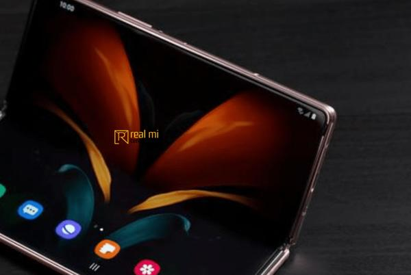 Picture for Samsung Galaxy Z Fold 2 receiving October 2021 patch update