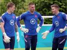 Picture for Dean Henderson out of England squad injured and Aaron Ramsdale called in