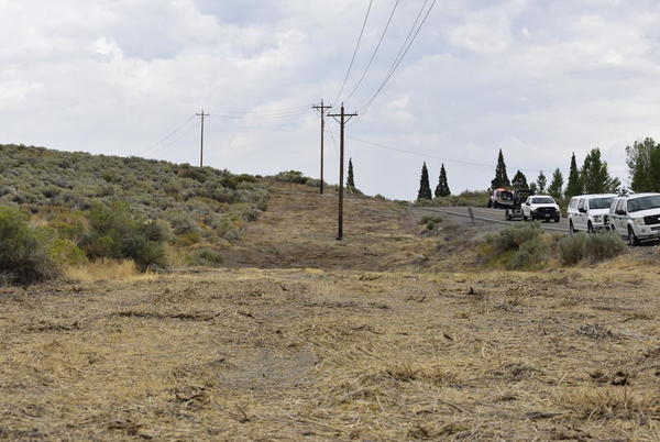 Picture for NV Energy, Nevada Officials Create Fuel Break After Tamarack Fire Left 1,300 Residents Without Power