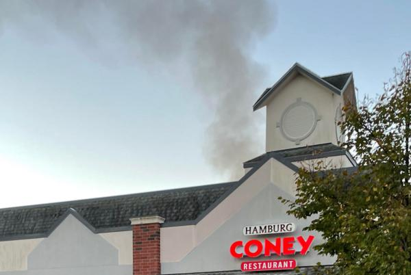 Picture for Kitchen Fire Temporarily Closes Hamburg Restaurant