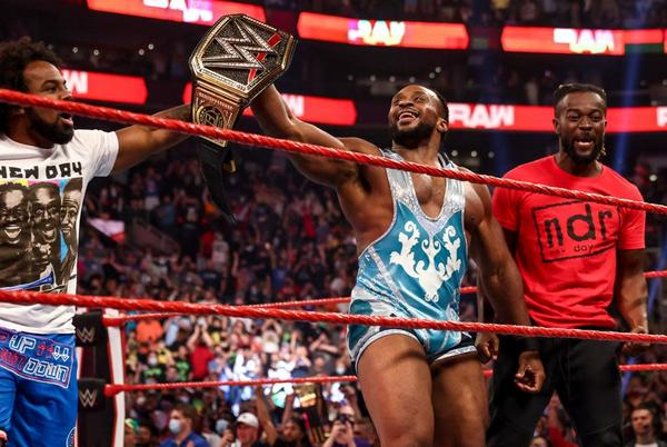 Picture for After 12 Years, Big E Finally Wins the WWE Championship: 'It Was a Spiritual Experience'