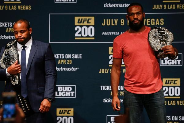 Picture for Daniel Cormier reacts to Jon Jones' temporary suspension from Jackson Wink MMA