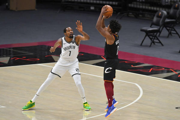 Picture for Cavs: This is key to watch for Collin Sexton as scorer in Year 4