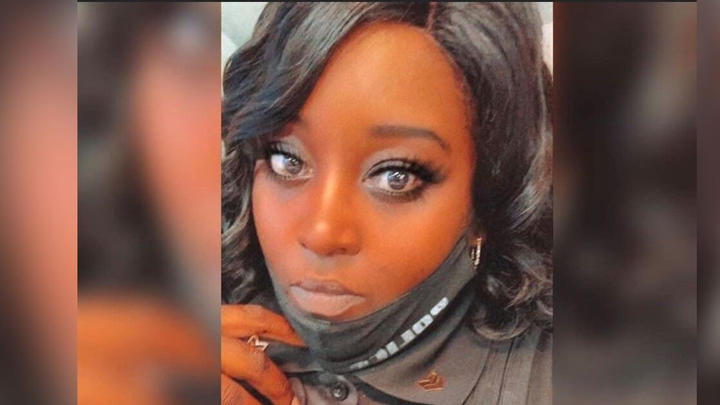 Cover for Mother of 4 Special Police Officer Angela Washington fatally shot