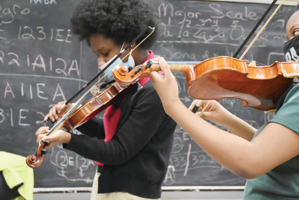 Picture for Diocesan schools promote centrality of music education – The Messenger