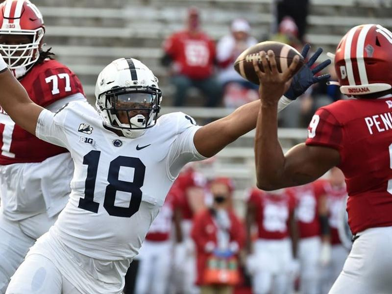 VOTE: FOS/247 Penn State Player of the Indiana Game | News ...