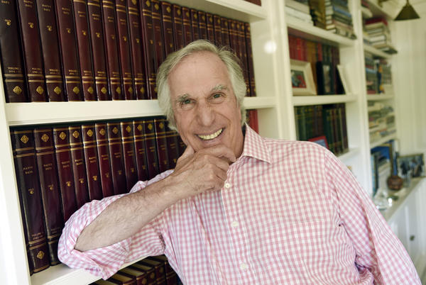 Picture for Henry Winkler, Lin Oliver to participate in N. Virginia's Fall for the Book Festival