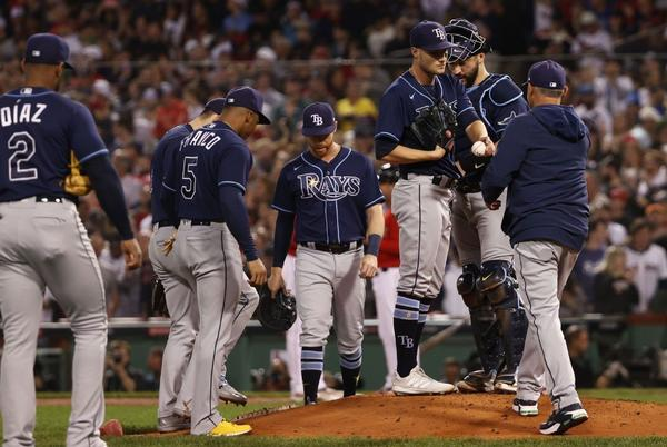 Picture for Three questions for Tampa Bay Rays after being removed from the postseason