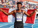 Picture for Canada's Justyn Knight qualifies for Tokyo Olympics in 1,500 metres