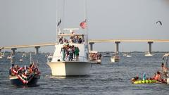 Cover for Night in Venice boat parade lights up the bay in Ocean City (PHOTOS)