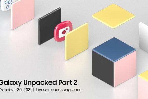 Picture for Samsung Galaxy Unpacked October 2021 live stream: how to watch the launch