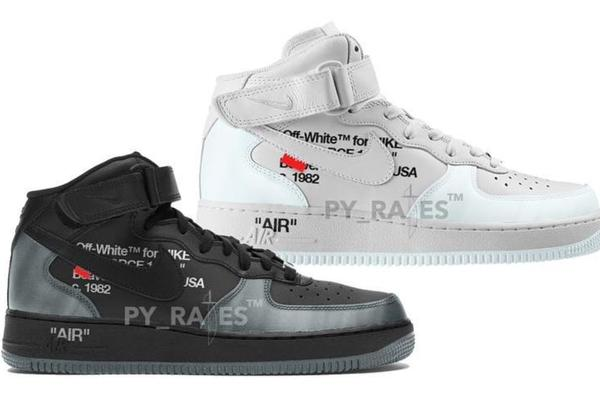 Picture for Off-White x Nike Air Force 1 Mids Reportedly Dropping in 2022