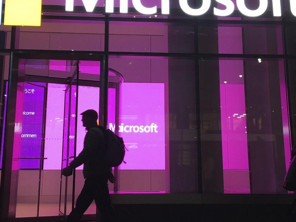 Microsoft return to U.S. offices delayed indefinitely