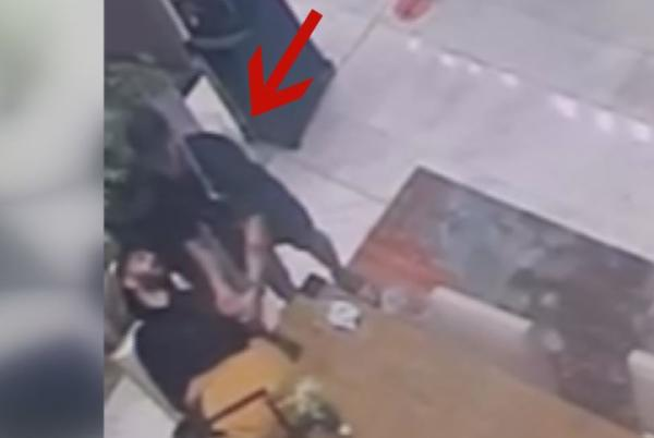 Picture for Thief steals $24,000 Rolex off sleeping man's wrist in DC hotel lobby