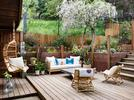 Picture for This Is the Summer of Outdoor Living Rooms, According to Interior Designer Jeremiah Brent