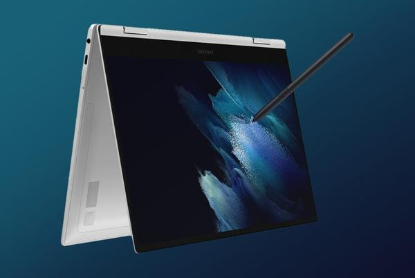 Picture for Samsung adds 5G and Windows 11 to the Galaxy Book Pro 360