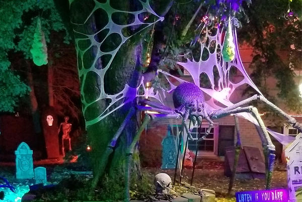 Picture for This Evansville Home Transforms Into an Epic Haunted House Every Year for a Good Cause