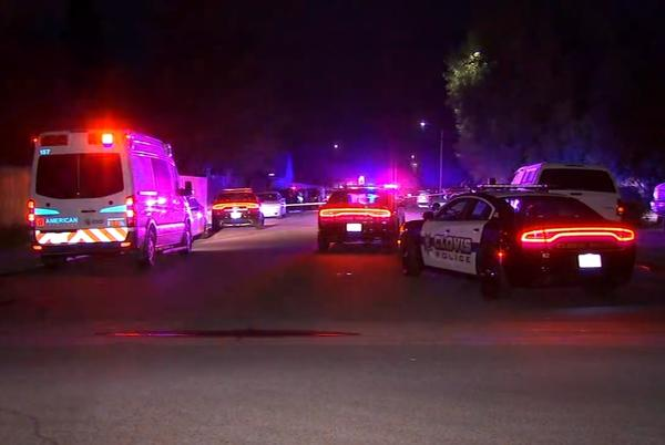 Picture for Man shoots estranged wife to death in Clovis, injures second victim, police say
