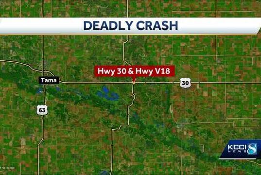 Picture for ISP: 1 dead, 1 injured after crash on Highway 30