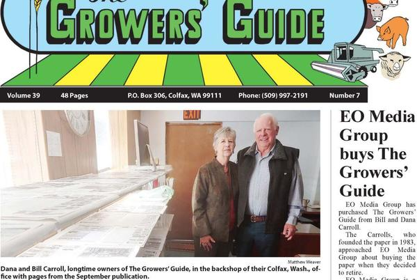 Picture for EO Media Group buys The Growers' Guide
