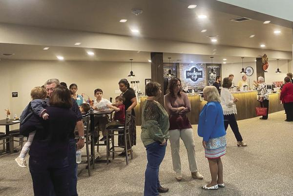 Picture for Cornerstone Christian Fellowship opens Café