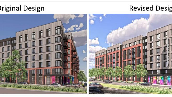 Cover for Hyattsville Council Endorses Plans for 316 Apartments