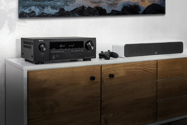Picture for Denon releases two affordable S-series AV Receivers with multiple HDMI 2.1 inputs
