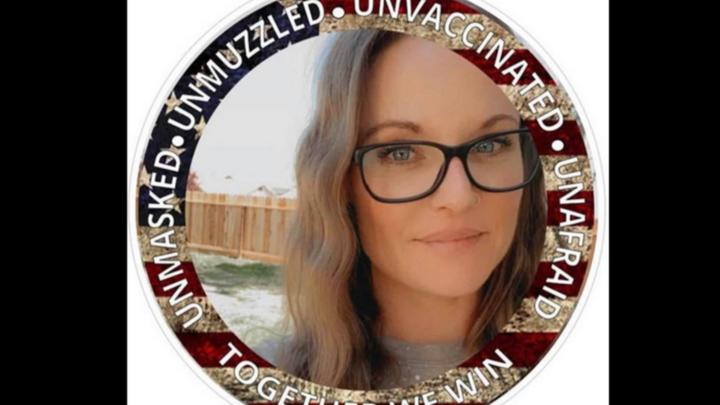 Cover for California mother, who was proudly unvaccinated and unmasked, dies from COVID-19 disease