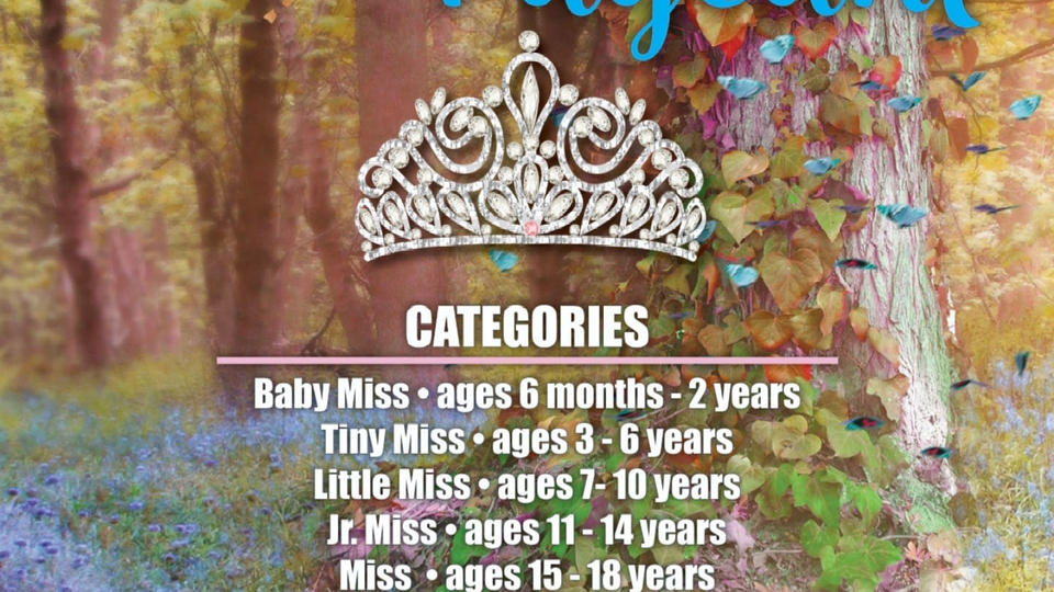 Picture for Good Ole Days Pageant is close