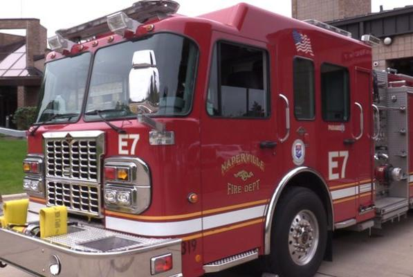 Picture for Naperville Fire Department Employees Sue City And Others Over Vaccine Requirements