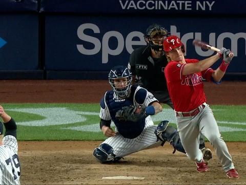 new-york-yankees-luke-williams-two-run-single-mlb-game-highlights-newsbreak