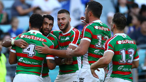 Alex Johnston To Stay And Fight For His Spot At South Sydney Following Latrell Mitchell Arrival News Break