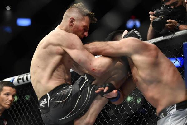 Picture for UFC 266 results: Dan Hooker calls out Beneil Dariush after dominating Nasrat Haqparast to win lopsided decision