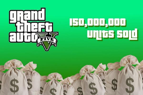 Picture for What are the best selling GTA games?
