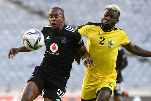 Picture for Orlando Pirates v Diables Noirs Match Report, 24/10/2021