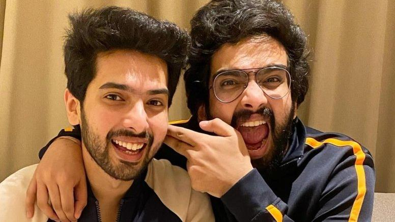 Picture for Armaan Malik to birthday boy Amaal: Whatever I am today is because of you