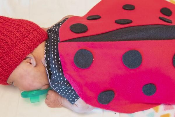 Picture for NICU babies dress up for Halloween