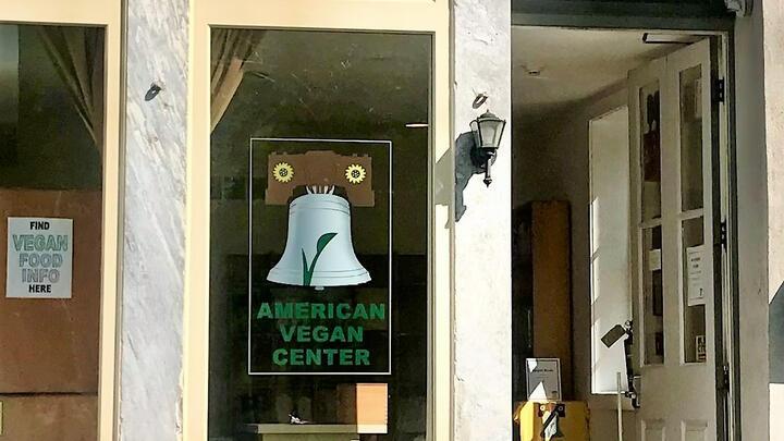 Cover for American Vegan Center Opens in Philadelphia