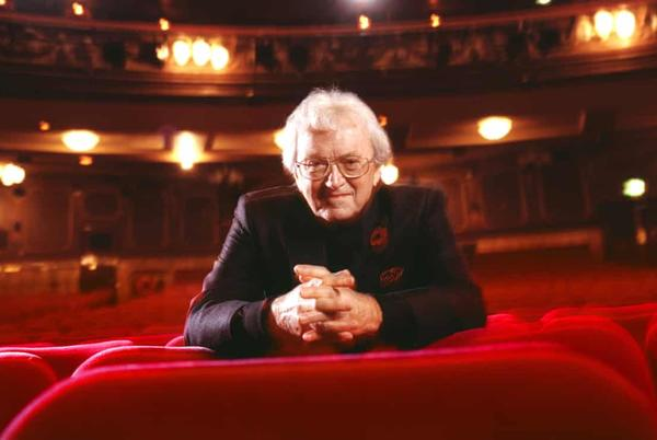 Picture for Leslie Bricusse, songwriter behind Goldfinger and Willy Wonka, dies at 90