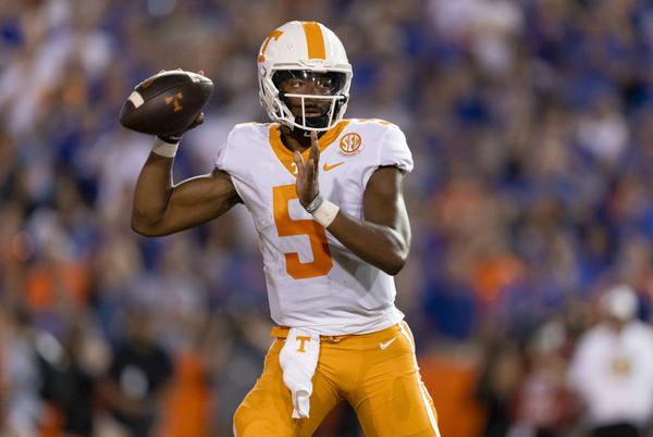 Picture for Nichols: In Florida Loss, Tennessee Offers More Glimmers of What It Could Be