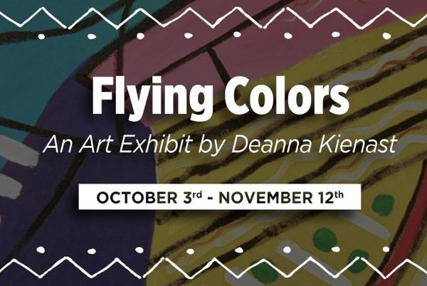 Picture for Southlake Arts Council and APEX Arts League Present the Fall Art Exhibit: Flying Colors by Deanna Kienast