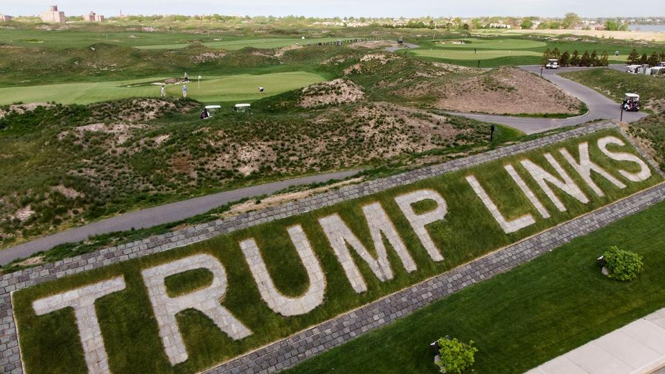 Picture for Trump Organization suing New York City over golf course in Bronx