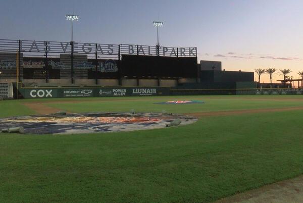 Picture for Las Vegas Ballpark to host Guns 'N' Hoses charity baseball game